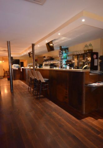 agencement bar sur mesure Nantes